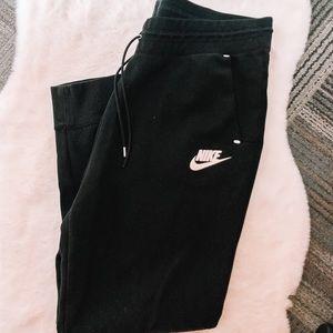 Nike Black Joggers!!